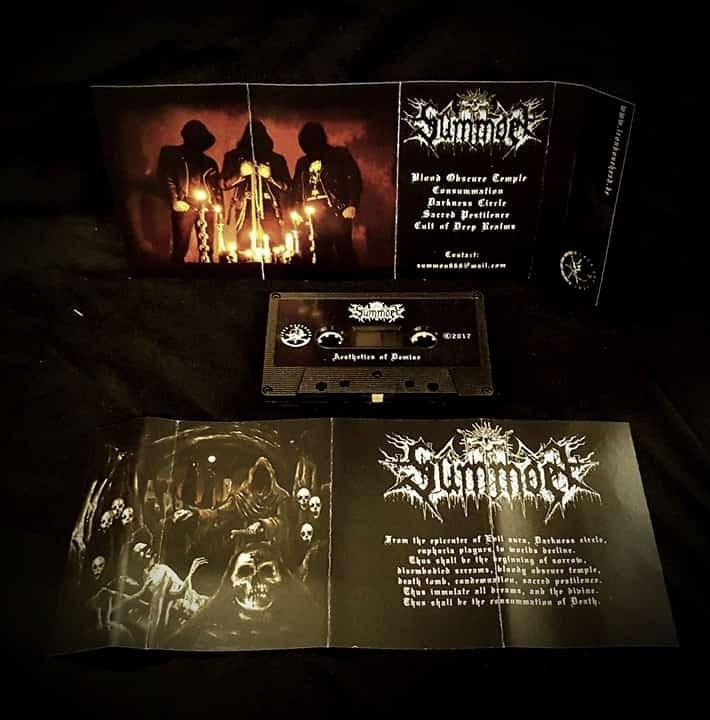 Summon - Aesthetics of Demise - Tape