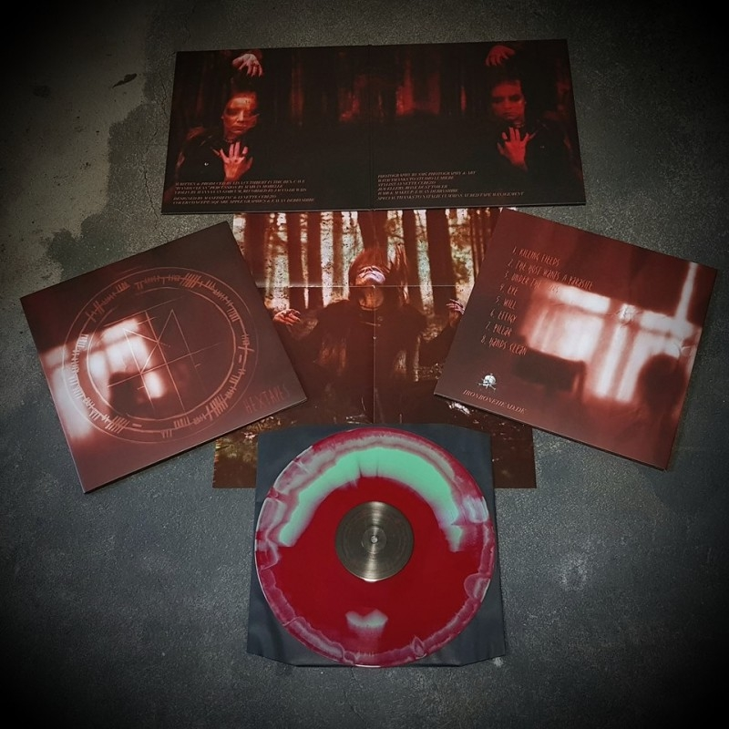 Lisa Cuthbert - Hextapes - Gatefold LP