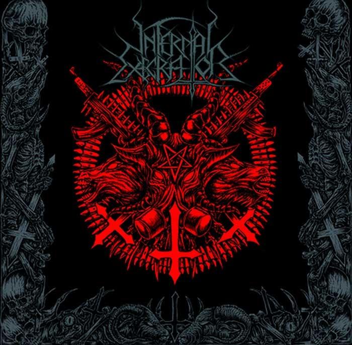 Infernal Execrator - Ad Infinitum Satanic Adherent - LP