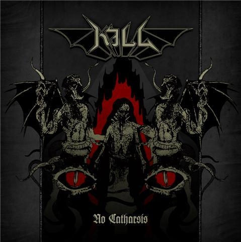 Kill - No Catharsis - CD