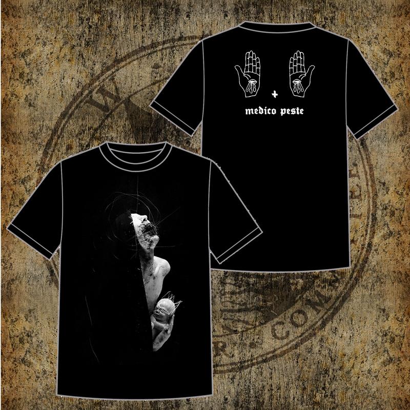 Medico Peste - Herzogian Darkness - T-Shirt