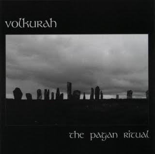 Volkurah - The Pagan Ritual - CD