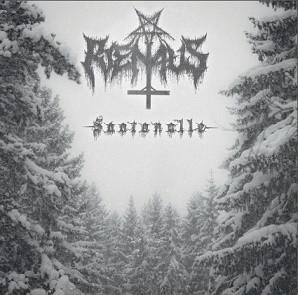 Rienaus - Saatanalle - LP