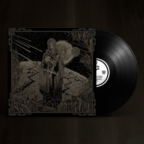 Witchmaster / Voidhanger - Razing the Shrines of Optimism - LP