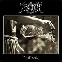 Kawir - To Uranus - CD