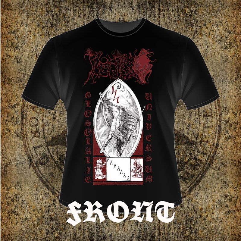 Inferno - Glosolalie Universum - T-Shirt