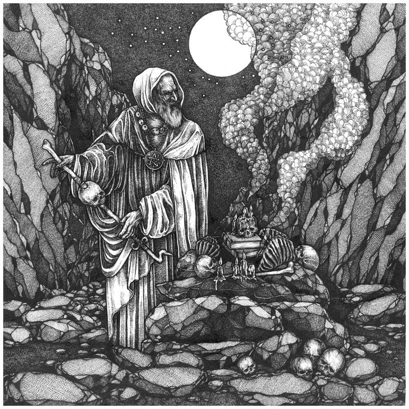 Horna - Kuolleiden Kuu - MCD
