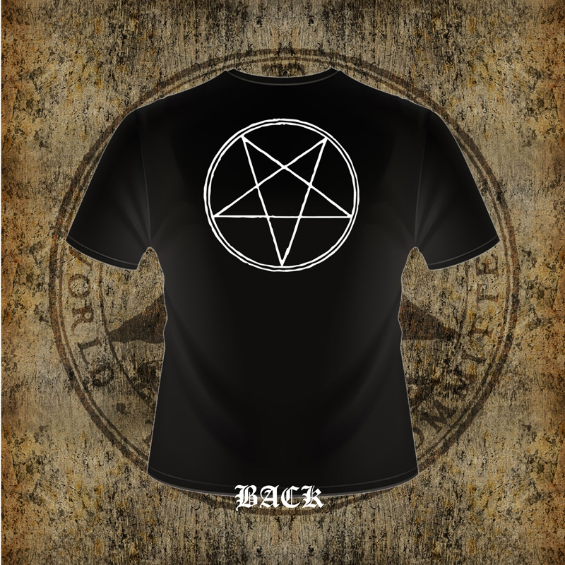 Horna - Goat Skull - Shirt