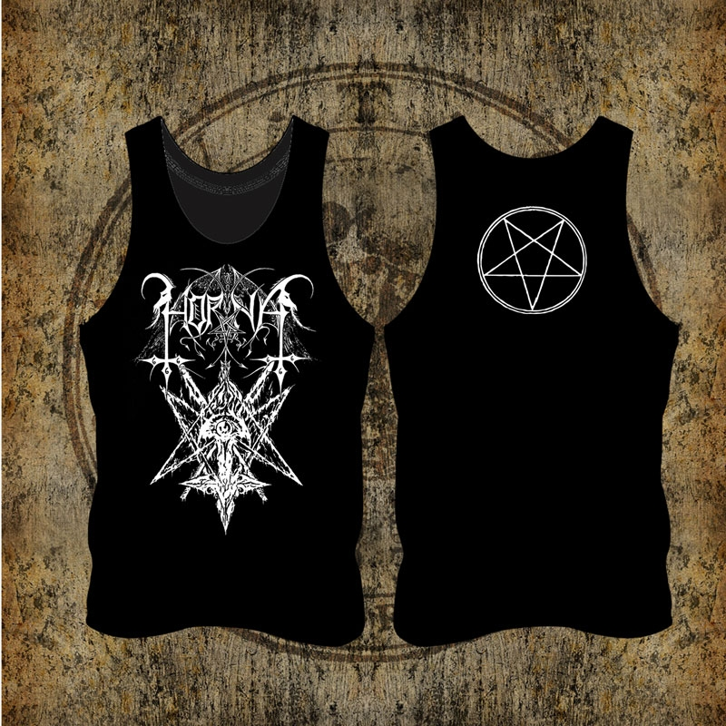 Horna - Wifebeater / Tank Top