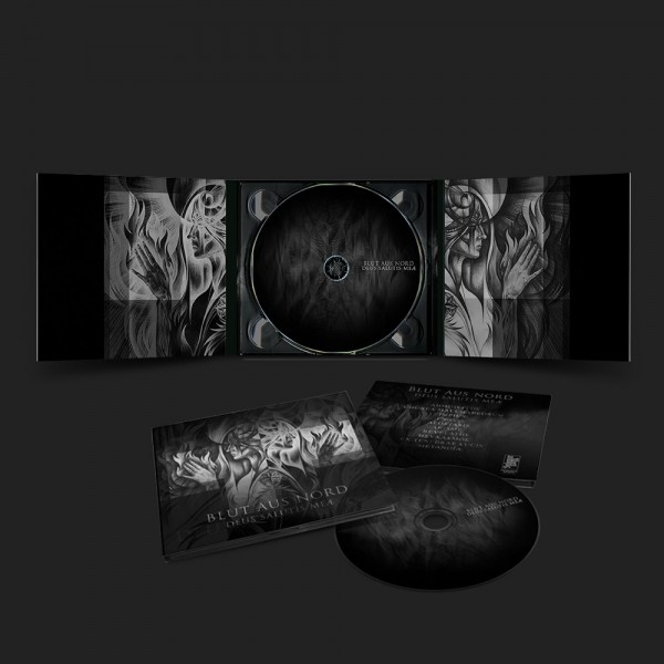 Blut aus Nord - Deus Salutis Meæ - Digipak CD