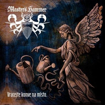 Masters Hammer - Vracejte konve na místo - Digipak CD