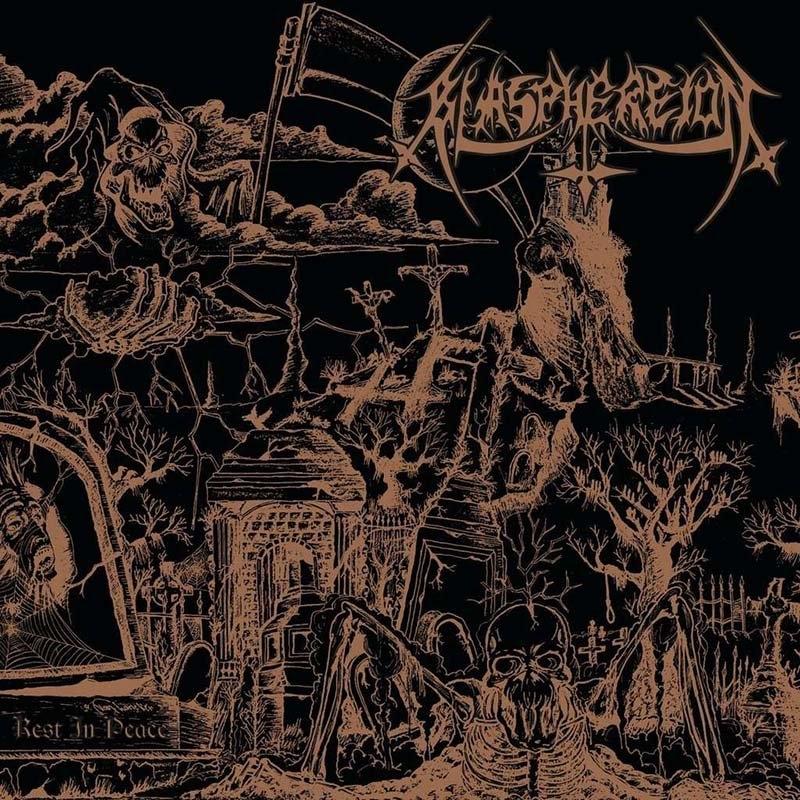 Blasphereion - Rest in Peace - LP