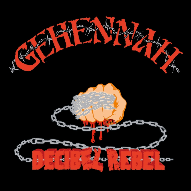 Gehennah - Decibel Rebel - LP