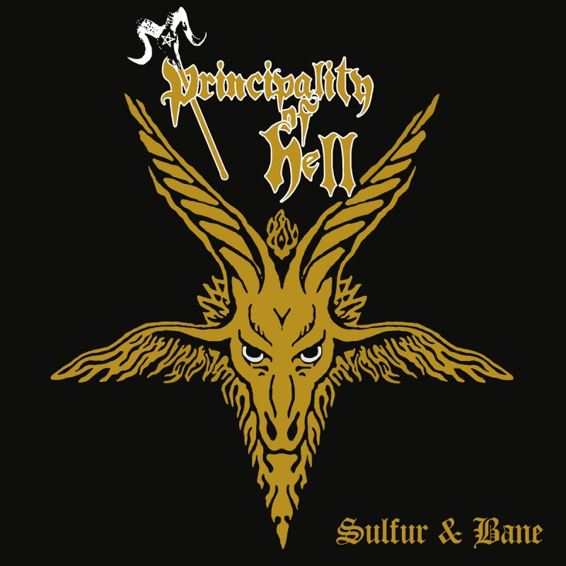Principality of Hell - Sulfur & Bane - LP