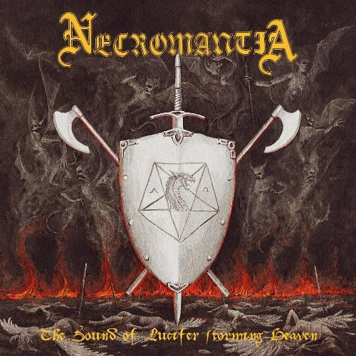 Necromantia - The Sound Of Lucifer Storming Heaven - CD