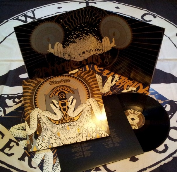 Order of Orias - Inverse - Gatefold LP