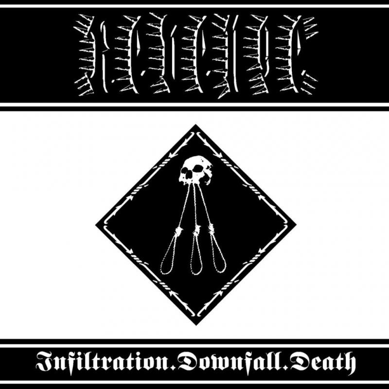Revenge - Infiltration.Downfall.Death - Digi CD