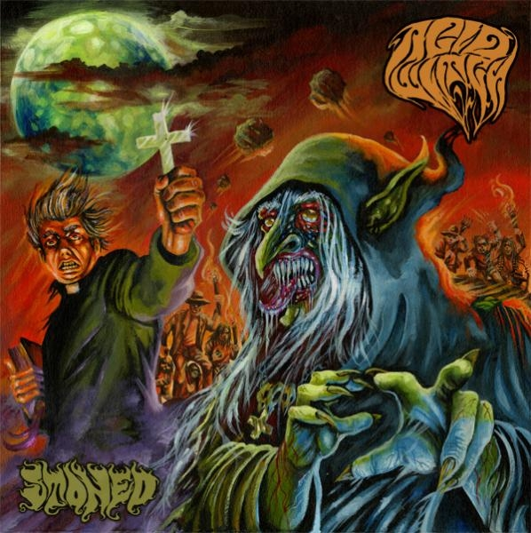 Acid Witch - Stoned - CD