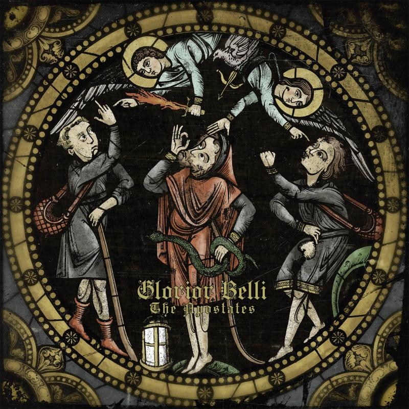 Glorior Belli - The Apostates - LP