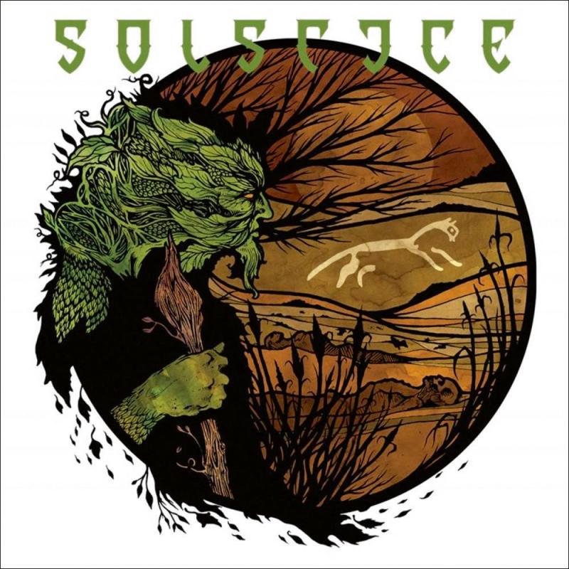 Solstice - White Horse Hill - LP