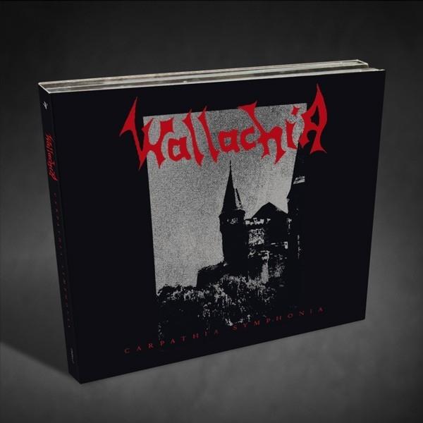 Wallachia - Carpathia Symphonia - Digi 2CD