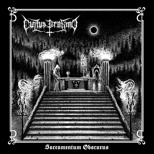 Cultus Profano - Sacramentum Obscurus - Digi CD