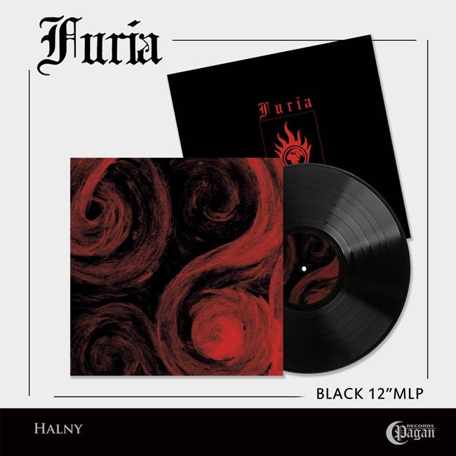 Furia - Halny - LP