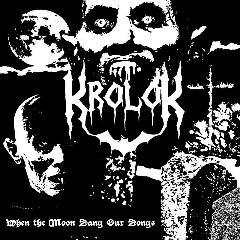Krolok - When The Moon Sang Our Songs - Digi CD