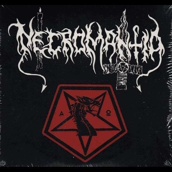 Necromantia - Chthonic Years - Digi 2CD
