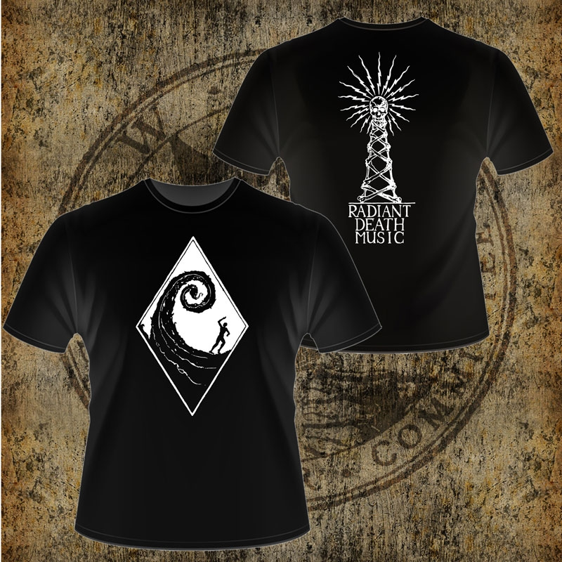 Ascension - Radiant Death Music - T-Shirt
