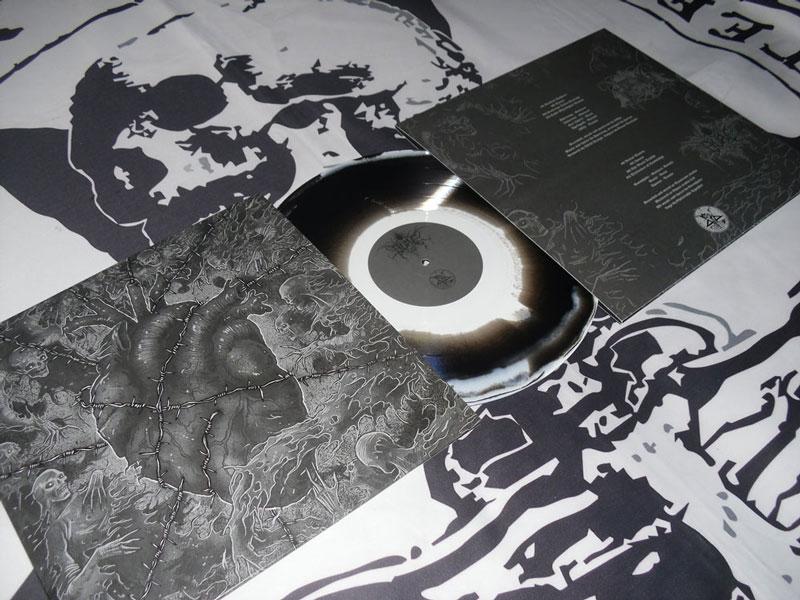 Horna / Pure - Split Album - LP