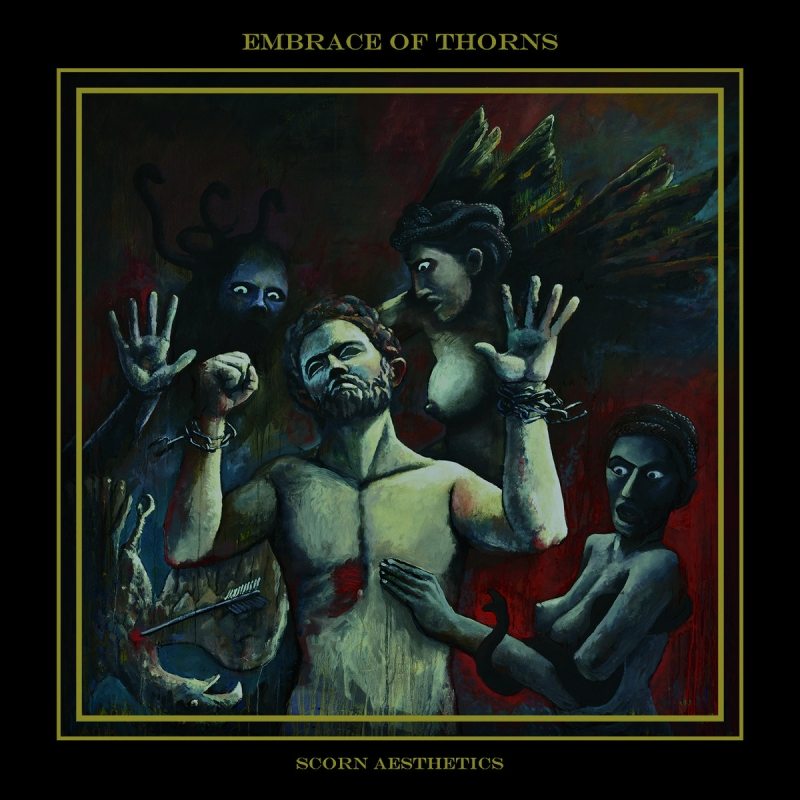 Embrace of Thorns - Scorn Aethetics - CD