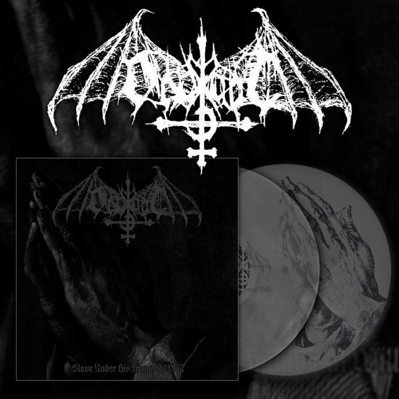 Ondskapt - Slave Under His Immortal Will - LP (clear vinyl)