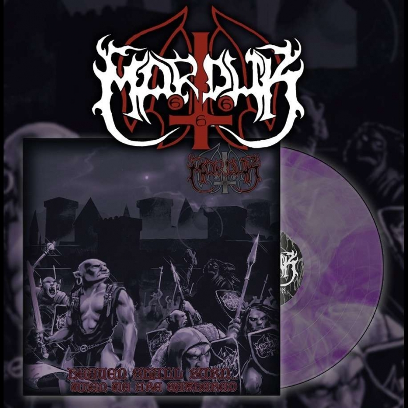 Marduk - Heaven Shall Burn... - LP