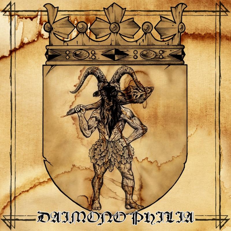 Lord Of Pagathorn - Daimono Philia - CD
