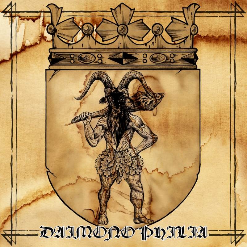 Lord Of Pagathorn - Daimono Philia - Digipak CD