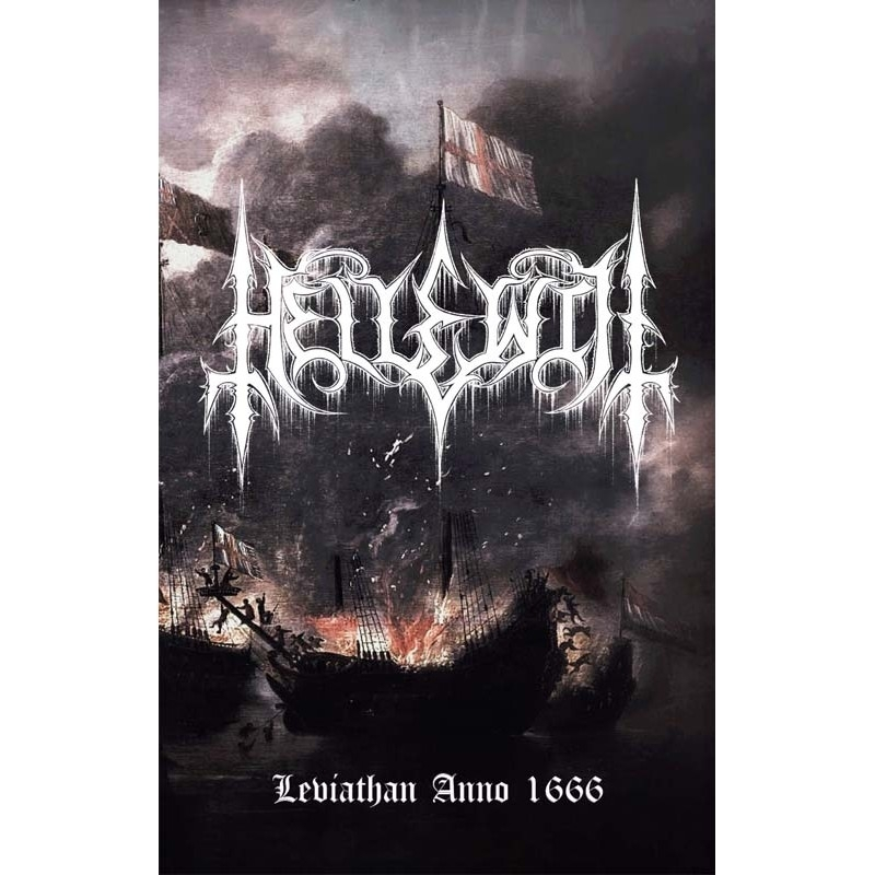 Hellewijt - Leviathan Anno 1666 demo - Tape
