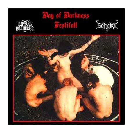 Impaled Nazarene / Beherit - Day of Darkness - Digipak CD