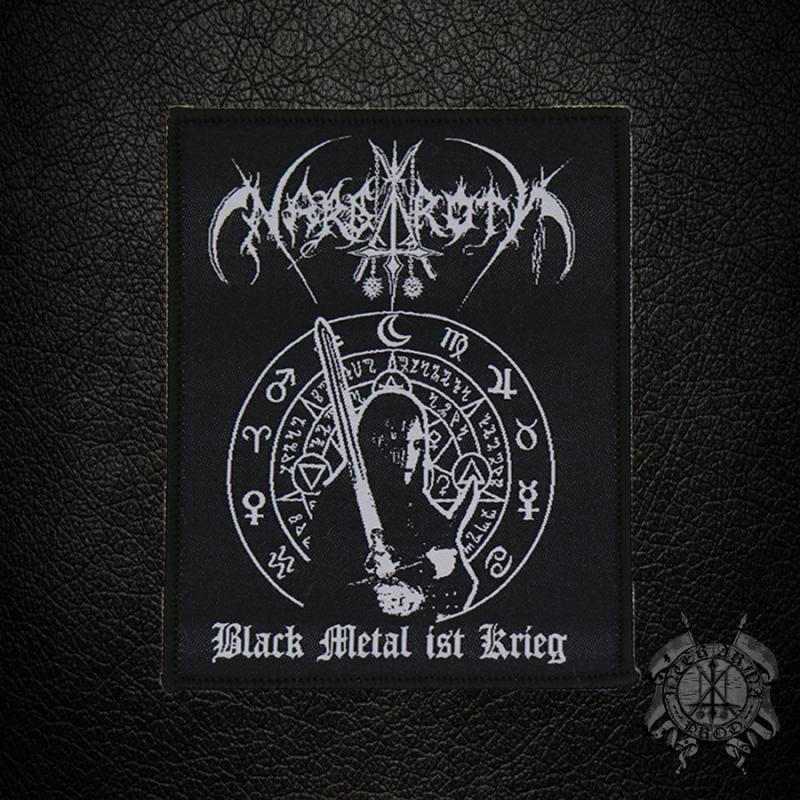 Nargaroth - Black Metal ist Krieg - Patch