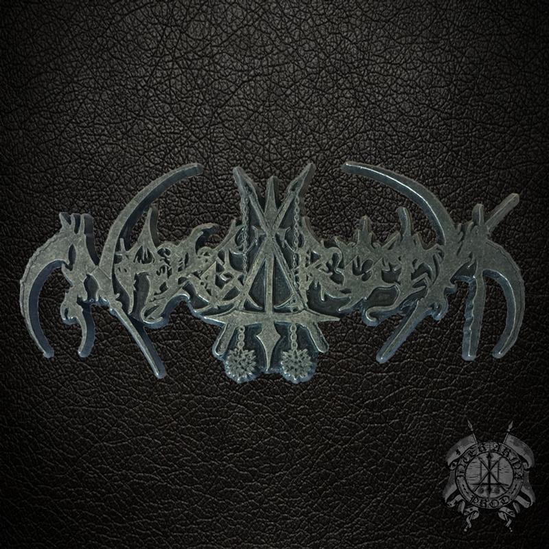 Nargaroth - Logo - Metal Pin