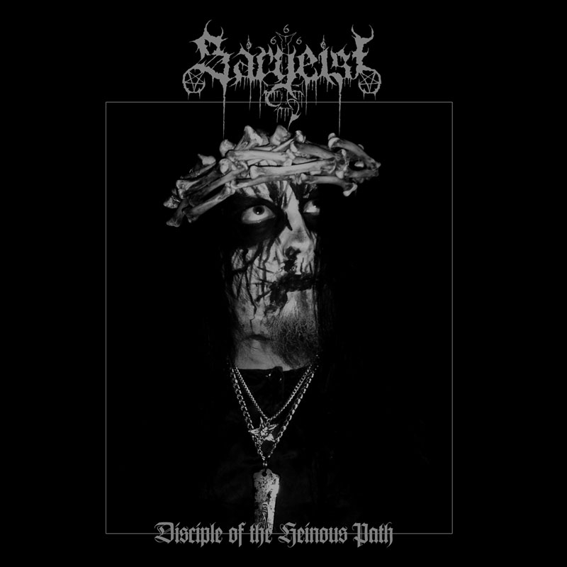 Sargeist - Disciple of the Heinous Path - LP