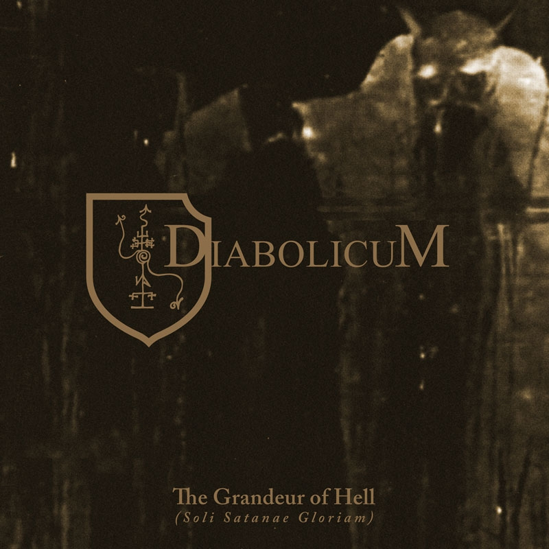 Diabolicum - The Grandeur of Hell (Soli Satanae Gloriam) - LP