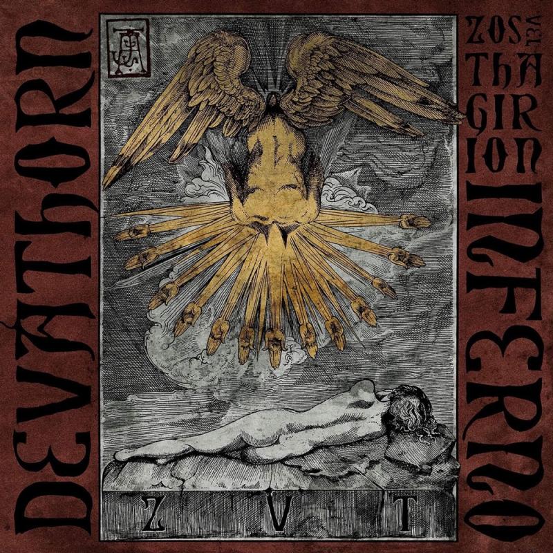 Devathorn / Inferno - Zos Vel Thagirion - Digipak CD