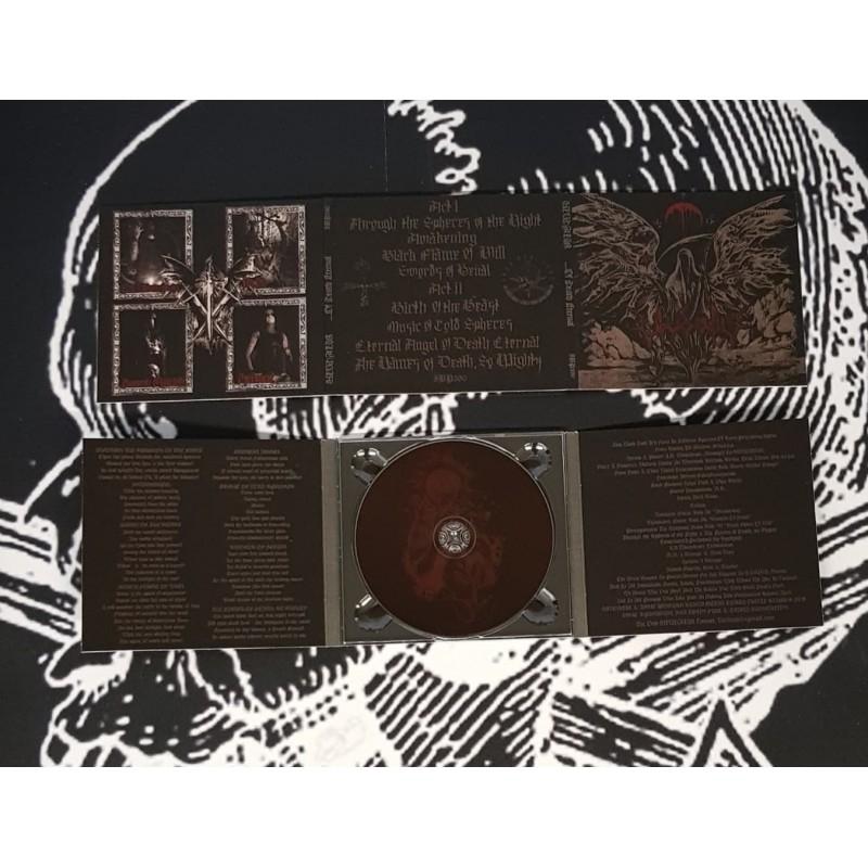 Ulvdalir - ...of Death Eternal - Digipak CD