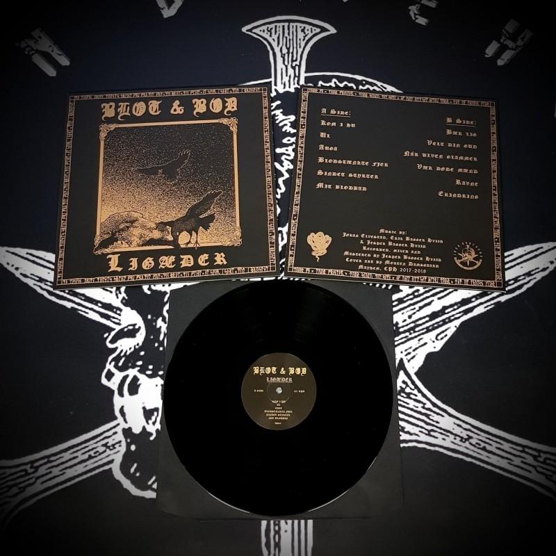 Blot & Bod - Ligæder - LP (Black)