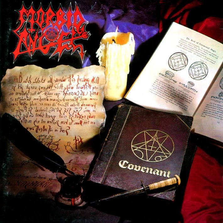 Morbid Angel - Covenant - DigiCD