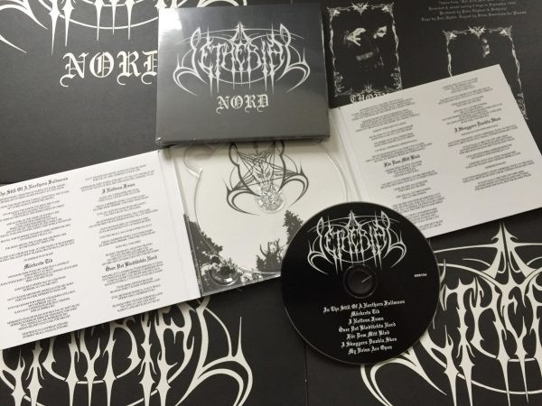 Setherial - Nord - Digipak CD