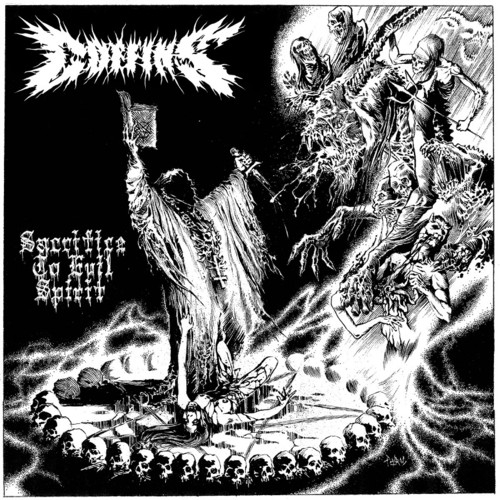 Coffins - Sacrifice To Evil Spirit - DigiCD
