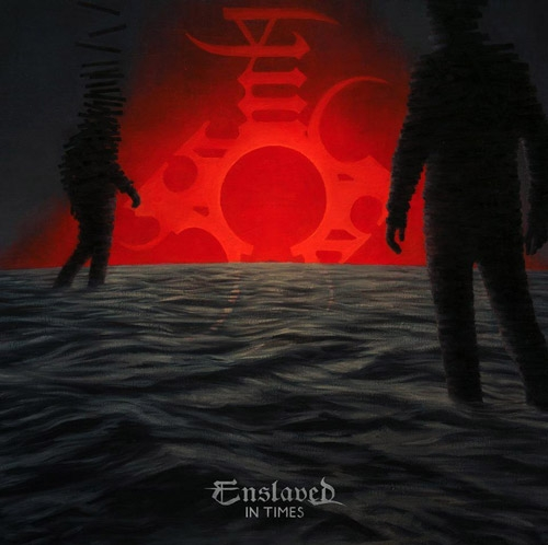 Enslaved - In Times - Digiak CD