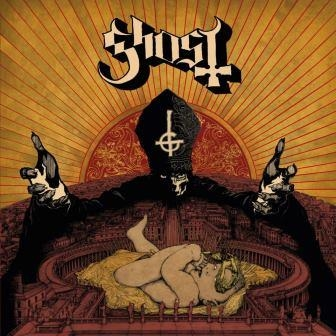 Ghost - Infestissumam - Digisleeve CD